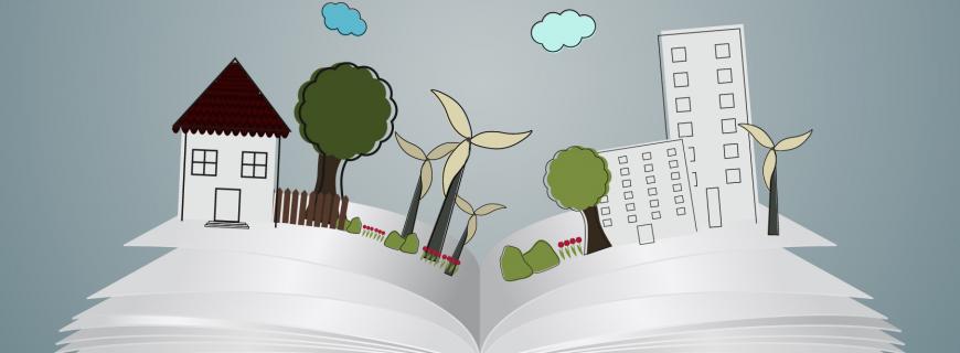 5 libros sobre energía para conmemorar el Día del Libro